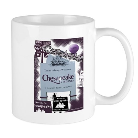 Chesapeake 2 Mug