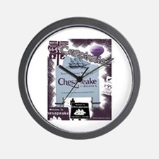 Chesapeake 2 Wall Clock