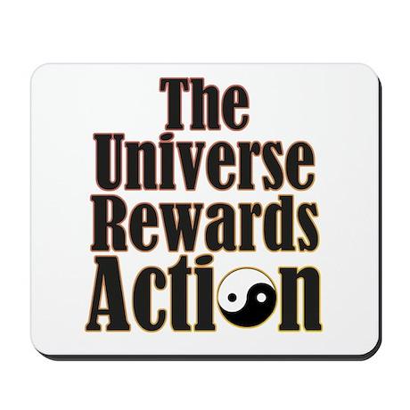 Univers Rewards Action Mousepad