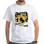 Berlin Family Crest White T-Shirt