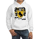 Berlin Family Crest Hooded Sweatshirt