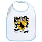 Berlin Family Crest Bib