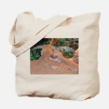 Bearded Dragon:Love Tote Bag