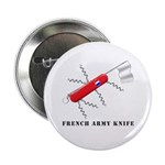 "French Army Knife 2.25"" Button"