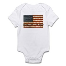 Made In The USA Infant Bodysuit