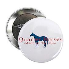 "Quarter Horse 2.25"" Button (100 pack)"
