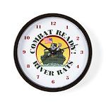 TF116 River Rats Wall Clock