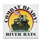 TF116 River Rats Tile Coaster