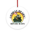 TF116 River Rats Ornament (Round)
