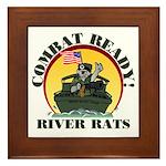 TF116 River Rats Framed Tile