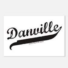 Danville Postcards (Package of 8)