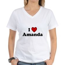 I Heart Amanda Shirt