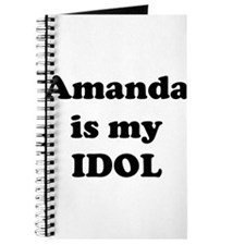 Amanda is my IDOL Journal