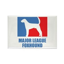 ML Foxhound Rectangle Magnet (10 pack)
