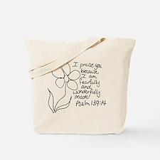 Cute Religion Tote Bag
