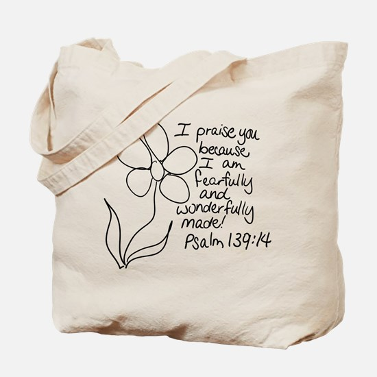 Cute Religion Tote Bag