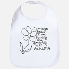 Unique Kids christian Bib