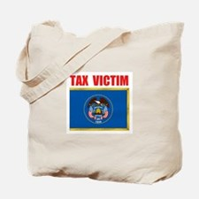 UTAH TAX VICTIM Tote Bag