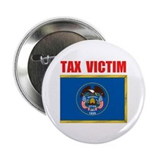 "UTAH TAX VICTIM 2.25"" Button"