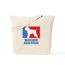 ML Black Russian Tote Bag