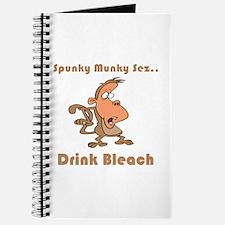 Drink Bleach Journal