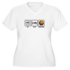 Eat, Sleep, Basketball T-Shirt
