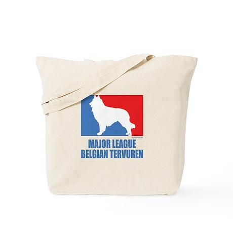 ML Belgian Tervuren Tote Bag