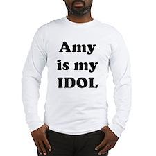Funny Team amy Long Sleeve T-Shirt