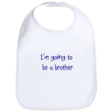 Going to be a Brother Bib