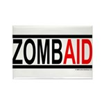 Zombaid Rectangle Magnet (100 pack)