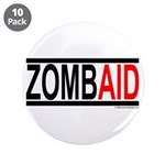 "Zombaid 3.5"" Button (10 pack)"