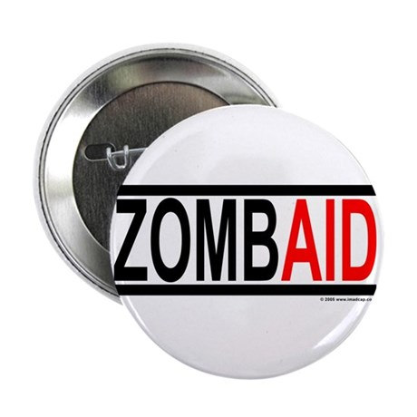 """Zombaid 2.25"""" Button (10 pack)"""