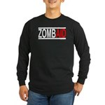 Zombaid Long Sleeve Dark T-Shirt