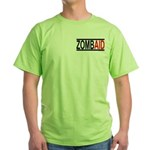 Zombaid Green T-Shirt