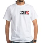 Zombaid White T-Shirt
