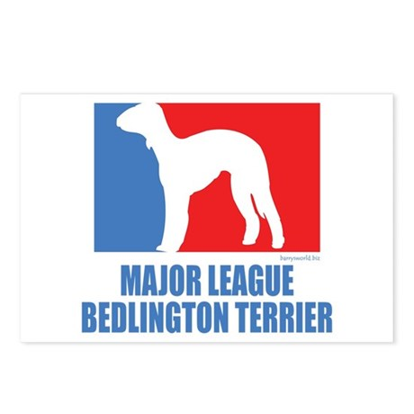 ML Bedlington Postcards (Package of 8)