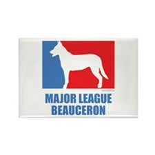 ML Beauceron Rectangle Magnet (10 pack)