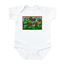 STRAWBERRY FIELDS Infant Bodysuit