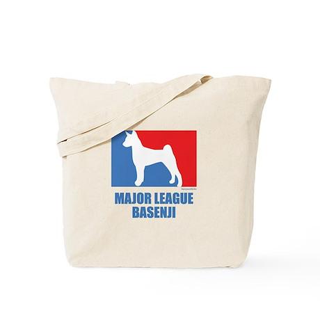 ML Basenji Tote Bag