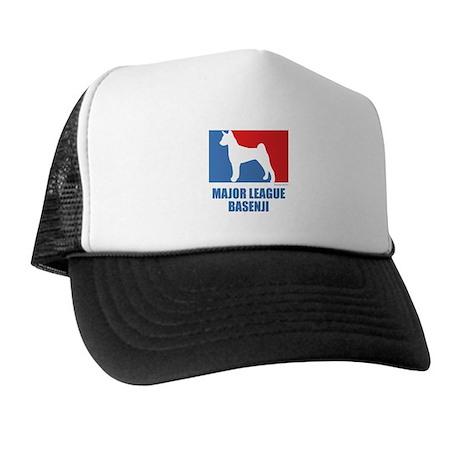 ML Basenji Trucker Hat