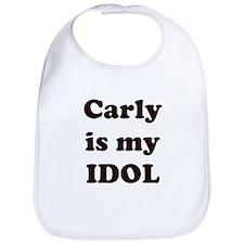Carly is my IDOL  Bib