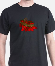 BASKET FULL OF STRAWBERRIES T-Shirt