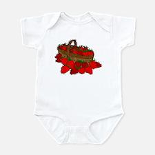 BASKET FULL OF STRAWBERRIES Infant Bodysuit
