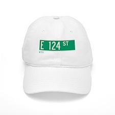 124th Street in NY Baseball Cap