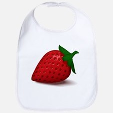 ONE STRAWBERRY Bib