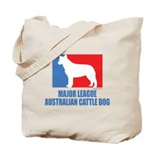 ML Australian Cattle Dog Tote Bag