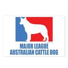 ML Australian Cattle Dog Postcards (Package of 8)