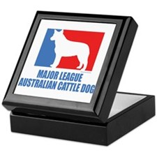 ML Australian Cattle Dog Keepsake Box