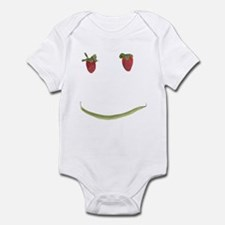 FRUITY SMILE Infant Bodysuit