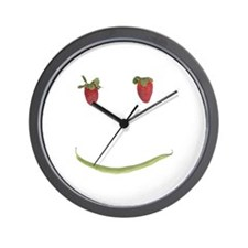 FRUITY SMILE Wall Clock
